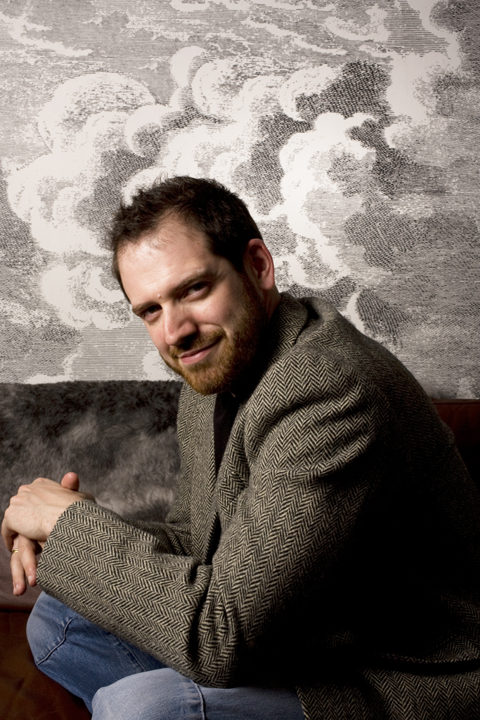 Joe Abercrombie   About the Author
