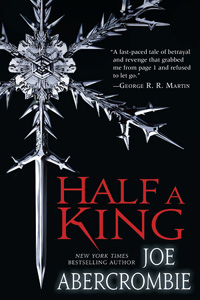 Slide: Half a King, US pb