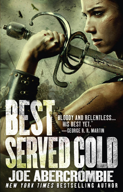 Image result for best served cold joe abercrombie