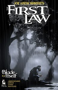 joe abercrombie the first law the comics series