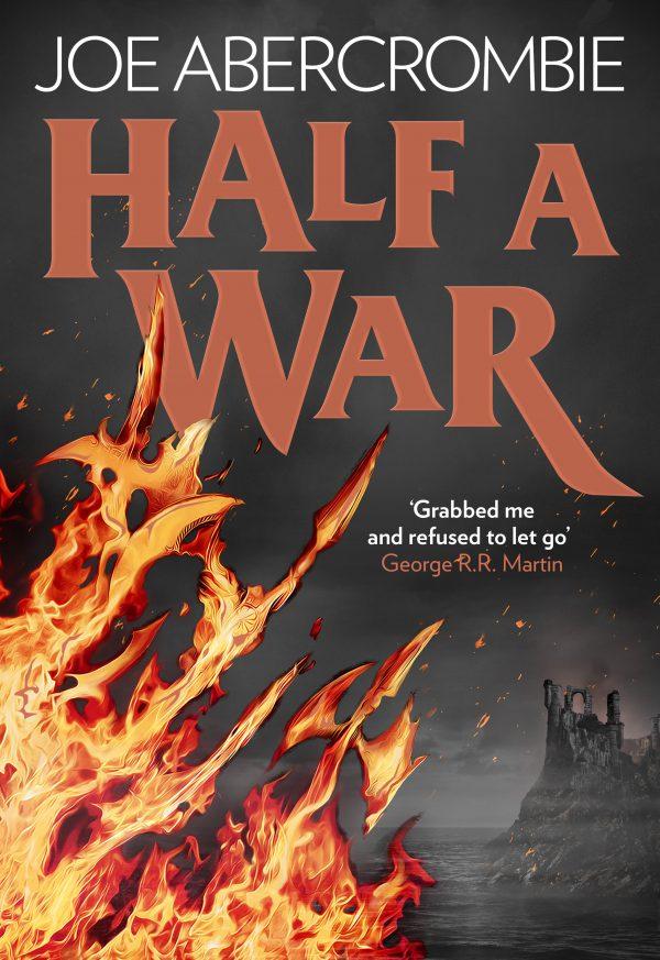 Half a War Final HB