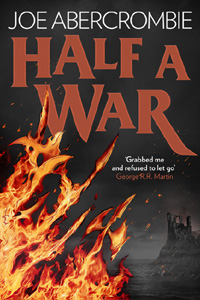 Half a War, UK Edition