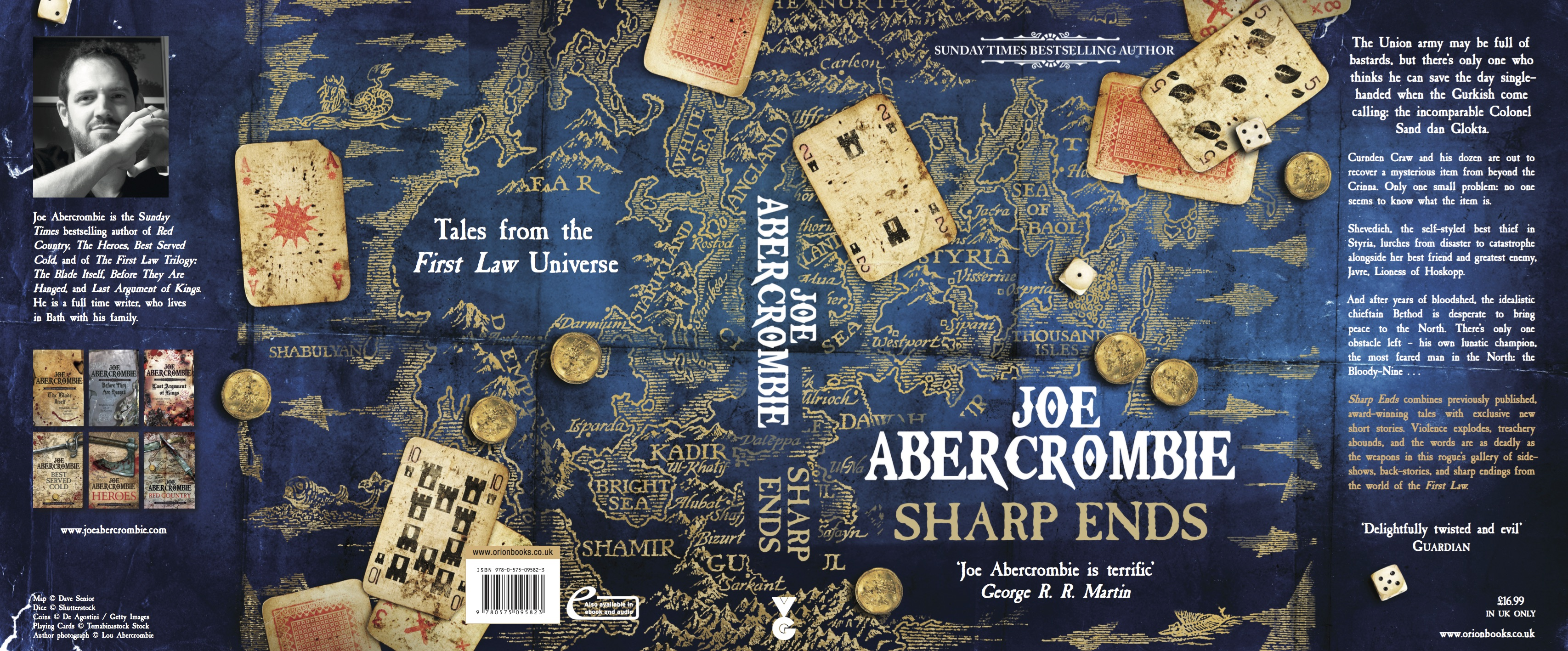 Sharp Ends Wraparound